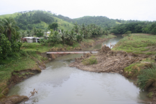 Damage in Fiji caused by the floods of January 2012. Image: AusAID/CC BY 2.0