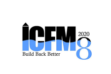ICFM8 logo. Image: ICFM