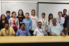 Postgraduate courses at CSSTEAP. Image:CSSTEAP