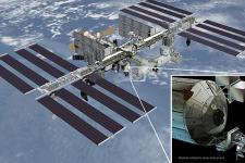 ISS-RapidScat scatterometer instrument