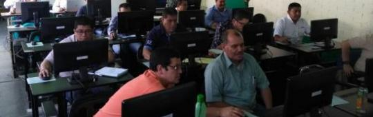 Guatemala training course July 2017