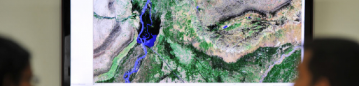 Water Resource Map. Image: IWMI