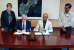 The European Commission and Department of Space of India sign a Cooperation Arrangement to share satellite Earth Observation data. Image: European External Action Service (EEAS)